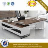 Стол офиса менеджера MDF Ikea просто дешевый деревянный (HX-8N0981)
