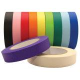 Venta caliente cinta de enmascarar de papel adhesivo rollo Jumbo