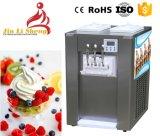 Yogurt Frozen molle del gelato di servire di piano d'appoggio di capienza di sapore di Bq332A 3 grande che fa macchina