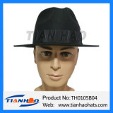 Шлем Trilby Fedora войлока шерстей человека способа