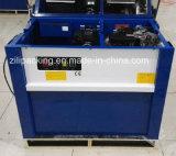 Halfautomatische pp die de Doos vastbinden die van het Karton van de Machine Machine vastbinden