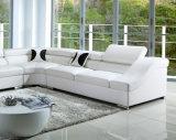 Sofà 8060# stabilito dell'angolo del sofà del salone