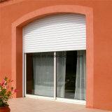 Außenaluminiumrollen-Blendenverschluss-Fenster