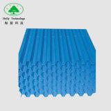 Imballaggio di plastica del materiale di riempimento del favo di esagono di media del PVC