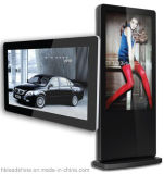 Stand Alone publicidade LCD Monitor de Vídeo Digital Signage (Tela de toque)