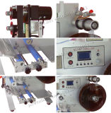 Halbautomatische runde Flaschen-Etikettiermaschine für tägliche Chemikalie (SL-130)