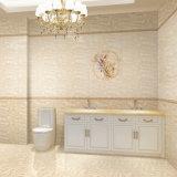 6D-Inkjet glasig-glänzende rustikale Innenporzellan-Badezimmer-Wand-Fliese (004)