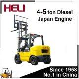 Diesel elettrico 2/2.5/3/5/7 tonnellate di carrello elevatore con la macchina dell'elevatore della forcella
