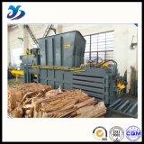 Conservar a prensa horizontal hidráulica do custo para a haste do Sugarcane da embalagem
