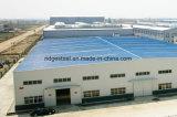 Gruppo di lavoro chiaro del blocco per grafici del metallo con lo strato d'acciaio del tetto