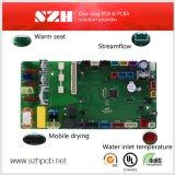 2 capas bidé inteligente de circuito impreso PCB
