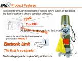 Motor de la cara de la persiana enrrollable de la CA 500kg/motor de reserva de la puerta del balanceo de la batería