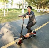 Bici diritta sicuro del motorino 2 della rotella del motorino pieghevole astuto adulto di scossa