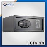 Caixa de depósito seguro eletrônica do teclado do fechamento de Digitas do aço inoxidável de prova de incêndio