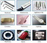 Mejor vender 20W máquina de marcado láser de fibra para la clave de la cadena y candado