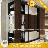Moderner kundenspezifischer festes Holz-Badezimmer-Eitelkeits-Schrank (HX-8ND9605)
