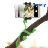 Conjunto verde en cualquier lugar del adaptador de Gopro titular de celular