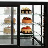 48inch lungamente ha refrigerato la vetrina della torta con il compressore Danfoss/di Embraco