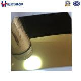 Lamiere e lamierini di superficie di colore dell'acciaio inossidabile dello specchio per la decorazione
