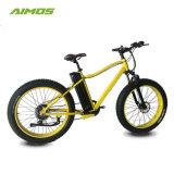 AMS-tde-03 Nouveau style gras avec des pneus de vélo de montagne Aimos électrique