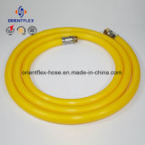 Manguito de alta presión del aerosol del PVC Corea de la fuente del fabricante de China