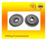 Piñón/engranaje helicoidal del artículo con llave de validación de la transmisión usado en el reductor metalúrgico de la industria