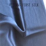 Raso di seta grezzo di stirata del nuovo gelso, tessuto di seta del raso. Tessuto di seta di Charmeuse
