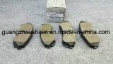 닛산 Y61를 위한 공급자 브레이크 패드 상단 브레이크 패드 44060-Vc090
