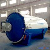 고무 롤러 치료를 위한 2800X8000mm 증기 난방 수평한 Vulcanzizer