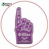 Het toejuichen Hand, het Toejuichen van EVA de Hand van het Schuim, de Hand van de Spons, de Hand van de Ventilator