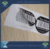 De Zelfklevende Sticker van de Veiligheid van het Glas van het autoraam