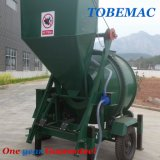 Tobemac는 부가적인 혼합 구체 믹서 기계 Jzc350ew를 진행했다