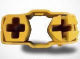 鋳造クレーンシュナイダーまたはEatonの接触器が付いている5トンの双生児のホックの起重機
