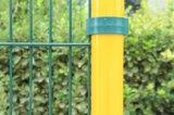Сварной проволочной сеткой пограничного ограждения