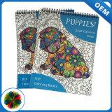 Livre de coloriage pour enfants de l'impression de haute qualité et prix bon marché