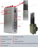 10 Mão de antena P10d bloqueios para redes CDMA/GSM/3G UMTS/4glte Telemóvel Bluetooth/WiFi + GPS ++Lojack+rádio VHF/UHF+CDMA450