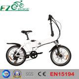 Mini-bicicleta eléctrica dobrável com bateria de lítio