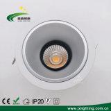 Garantía de 3 años Hotel de alta potencia Accesorio de iluminación Downlight LED