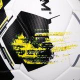 La pratique de la formation de football en cuir Thermo-Bonding