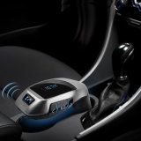 Adattatore Handsfree senza fili 2018 della radio del trasmettitore del giocatore di MP3 del kit dell'automobile del rifornimento X5 Bluetooth della fabbrica FM