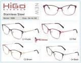 Glazen van het Oog van de Vrouw van het Frame van de Dames van Eyewear van de Tendens van de Markt van Europa de Optische