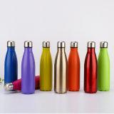 Ds309 750ml/18oz Grau Alimentício Forma Cola de aço inoxidável 18/8 à garrafa de água de Vácuo