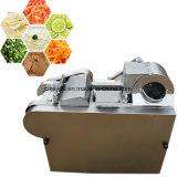 Lavage de carotte de pommes de terre végétale Peeling Slicer Machine de traitement de la faucheuse