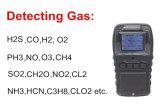 Gas portatile approvato dell'ambiente del Ce che rileva il rivelatore di gas CH4