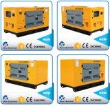 50Hz 50kw 62.5kVA Wassererkühlung-leises schalldichtes angeschalten durch generator-Set-Diesel Genset Weifangengine Diesel
