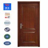 BS-Bescheinigungs-Doppelt-Blatt-hölzerner Tür-Notausgang mit Glasfenster-Anblick Fd-Va-001)