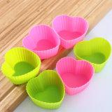 Réutilisable et les cuvettes de cuisson en silicone Non-Stick / Cupcake chemises/Muffins Cup