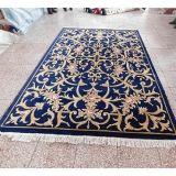 С другой стороны Knotted ручной работы 100% шерсть шерстяной шелковые ковры ручной Knotted Handknitted восточные китайский Aubusson шерстяной ковер ковров
