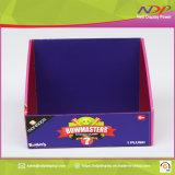 صنع وفقا لطلب الزّبون لعبة عرض عرض حامل قفص صندوق ورقة تعليب