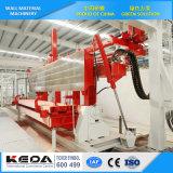 De Apparatuur en de Machine van de bouw voor het Maken van het Blok AAC